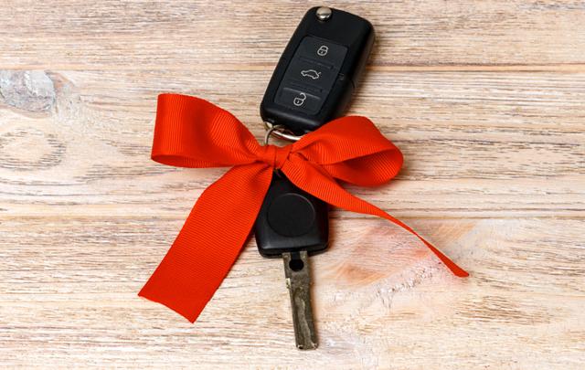 Раздел машины при разводе супругов