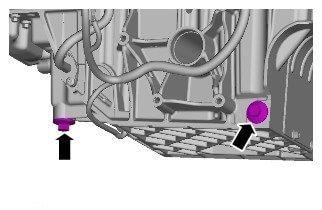 Количество масел и объем ГСМ land rover range rover