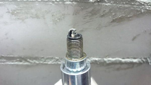 Свечи зажигания применяют в lada (ВАЗ) 2107
