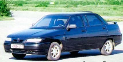 Слабые стороны и недочеты ВАЗ 2110 Седан
