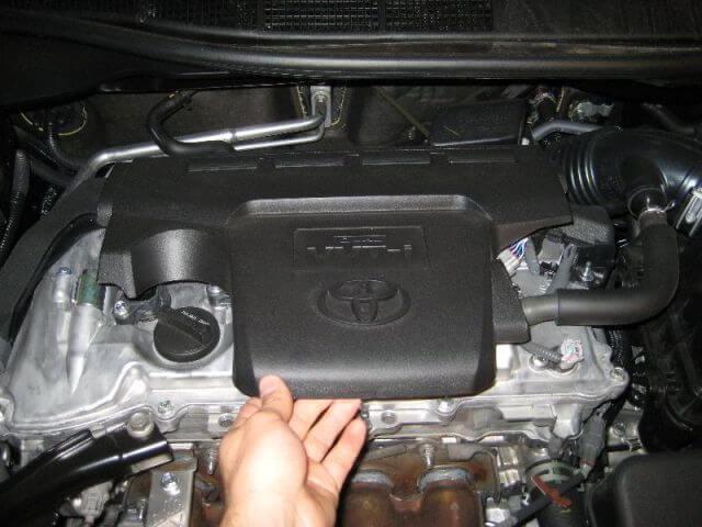 Свечи зажигания на Тойота Камри xv40