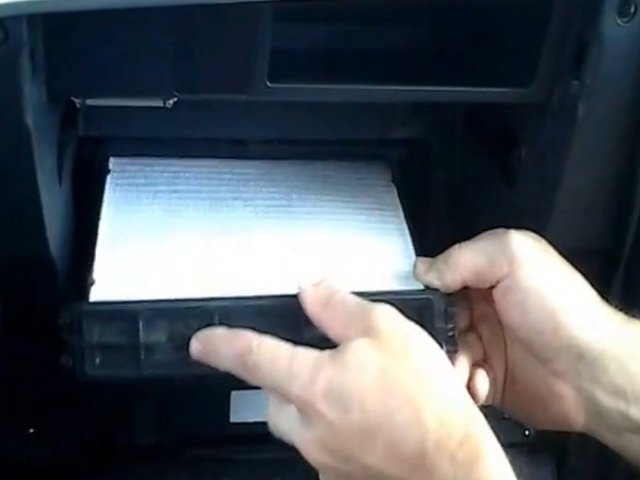 Инструкция замены воздушного фильтра ssangyong kyron