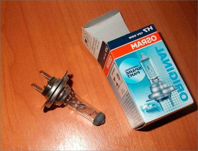 Лампочки chevrolet niva - тип, мощность