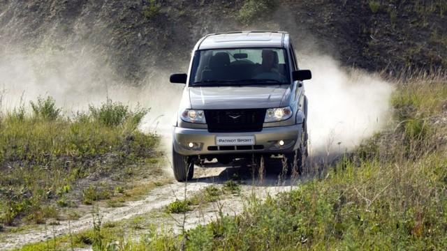 Слабые места и недостатки УАЗ patriot sport