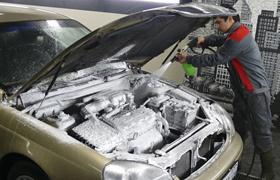 Двигатель: мыть или не мыть - вот в чем вопрос