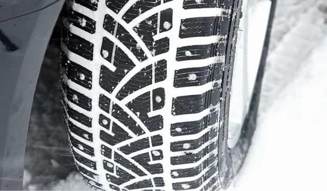 Лучшие зимние автошины с шипами и без