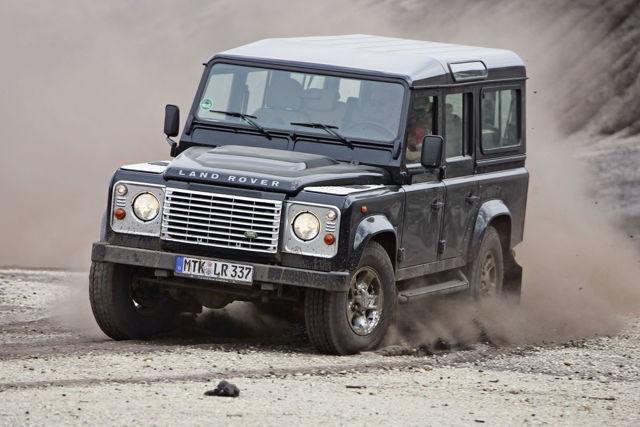 Слабые места и недостатки land rover defender