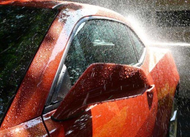 Воскование кузова автомобиля - как способ защиты