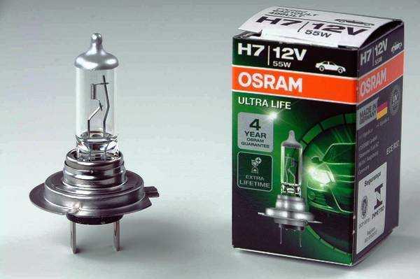 Лампочки ford focus ii- тип, мощность