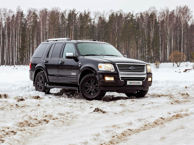 На что обратить внимание при покупке ford explorer 4