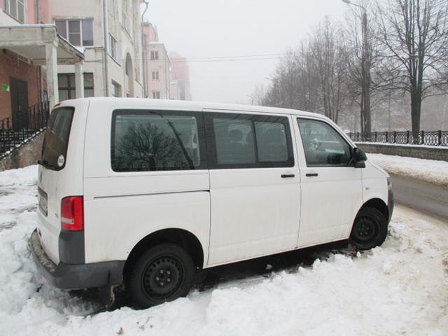 Слабые стороны и недочеты volkswagen caravelle