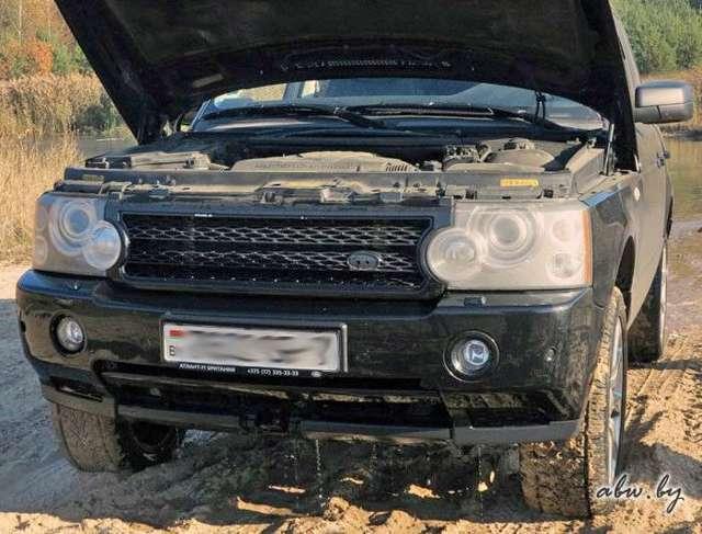 Слабые стороны и недочеты land rover range rover