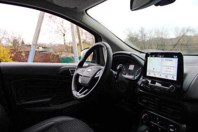На что обратить внимание при покупке ford ecosporti поколения