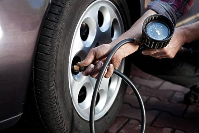 Рекомендуемое давление в шинах renault logan 2