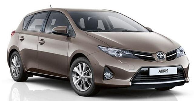 Заправочные объемы ГСМ Тойота Аурис 2006-2013