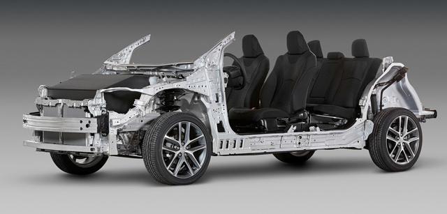 Слабые стороны и недочеты Тойоты Камри xv50