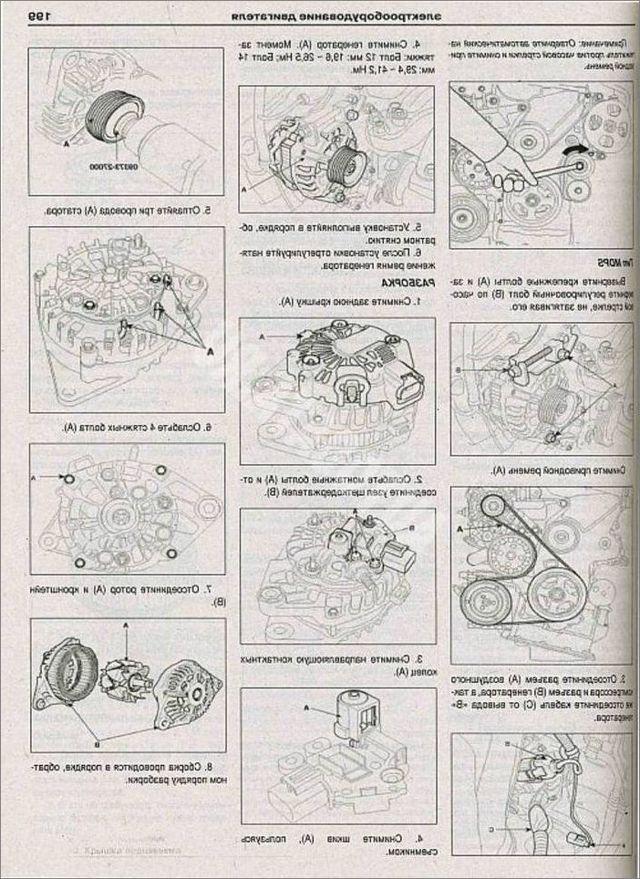 Расшифровка вин и номера двигателя Киа Рио 3