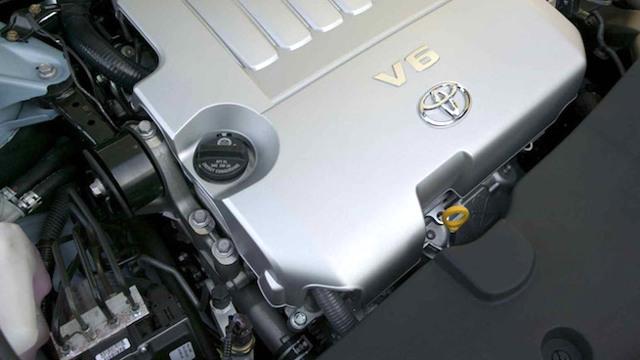 Сколько и чего заливать в Тойота Камри 2.4 и 3.5 л.