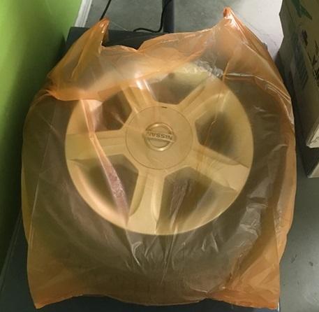 Колеса и шины Ниссан Альмера Классик - соблюдаем размеры