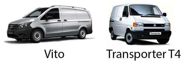 Слабые стороны и недочеты volkswagen transporter t4