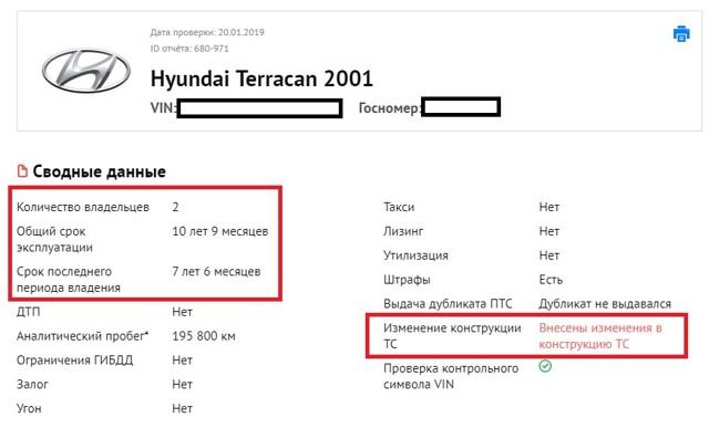 Слабые стороны и недочеты hyundai terracan