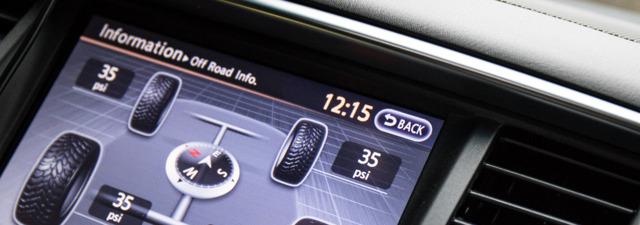 Последствия низкого или высокого давления в шинах машины