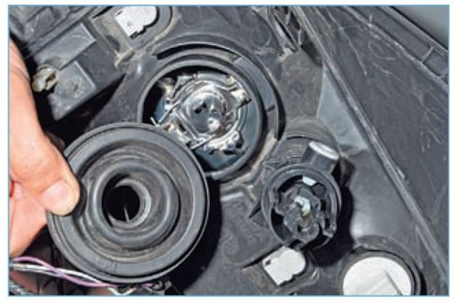 Лампы используемые в renault sandero - тип, мощность