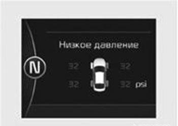 Давление в шинах Киа Оптима рекомендуемое